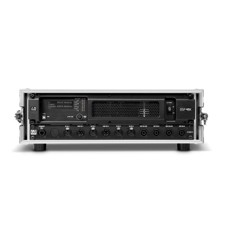 "LD 4-Channel DSP Power Amplifier and Patchbay in 19"" Rack Case - DSP 45 K RACK"