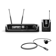 LD Systems U508 BPL Wireless Microphone System with Bodypack and Lavalier Microphone