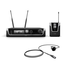 LD Systems U518 BPL Wireless Microphone System with Bodypack and Lavalier Microphone