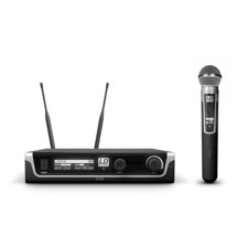 LD Systems U518 HHDWireless Microphone System with Dynamic Handheld Microphone