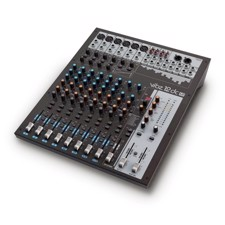 LD 12 channel Mixing Console with DFX and Compressor - VIBZ 12 DC