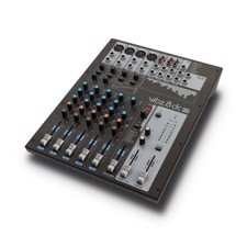 LD 8 channel Mixing Console with DFX and Compressor - VIBZ 8 DC