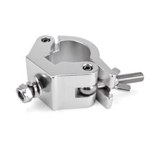 Riggatec Halfcoupler Heavy Silver max. 750kg (48-51mm)  stainless steel - RIG 400 200 038