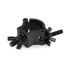 Riggatec Halfcoupler Small black  max. 75kg (32 - 35 mm) stainless steel - RIG 400 200 970