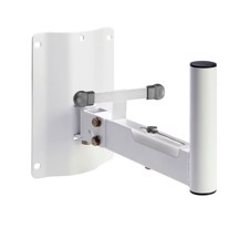Adam Hall Wall mount for speakers, white - SMBS 5 W
