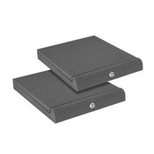 Adam Hall Isolation Pad for Studio Monitors 265 x 330 mm - PAD ECO 2