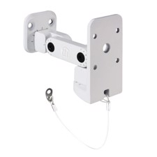 Adam Hall Universal Wall mount for speakers up to 10kg white - SUWMB 10 W