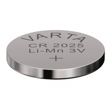 VARTA 3 V Battery CR 2025 - Professional Electronics 2025