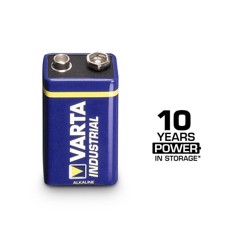 VARTA 9 V Block Battery - Industrial 4022