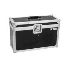 ROADINGER Flightcase 2x LED PFE-50 3000K Profile Spot
