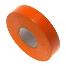 PVC Tape - 19mm x 33m Orange
