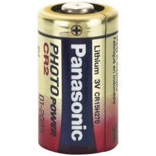 Batteri lithium - CR-2 - PANASONIC