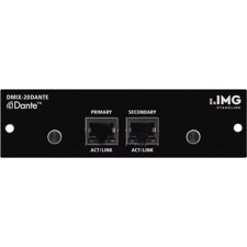 Dante modul t/DMIX-20 - DMIX-20DANTE - IMG STAGE LINE