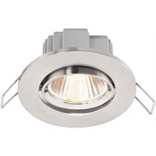 LED indbygnings spot - LDSR-755C/WWS - MONACOR