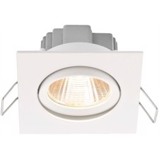 LED indbygnings spot - LDSQ-755W/WWS - MONACOR
