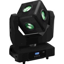 LED moving head - CUBE-630/RGBW - IMG STAGE LINE