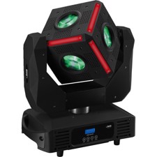 LED moving head - CUBE-630/LED - IMG STAGE LINE