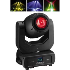 LED moving head - TWIST-150LED - IMG STAGE LINE