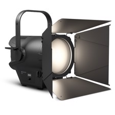 Cameo F4 T - High-Power Fresnel Spotlight with Tungsten LED, 520 W LED , 29,500 lm, zoom 12° to 40°