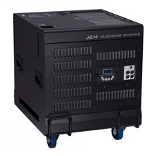 JEM Glaciator Dynamic - All-in-one self-contained low-fog machine