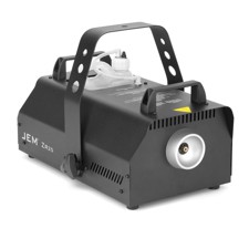 JEM ZR25 - 1150 watt compact-sized professional fog machine