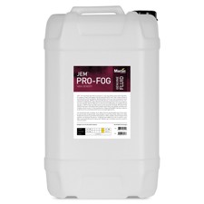 JEM Pro-Fog Fluid, High Density PREMIUM FOG FLUID, 25 liter (erstatter SP mix)