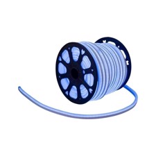 LED Neon Flex 230V Slim blue 100cm