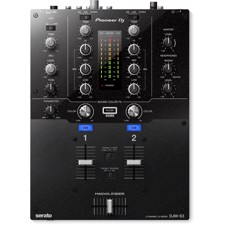 Pioneer DJM-S3. 2-kanals Mixer For Serato DJ Pro