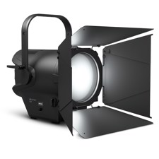 Cameo F4 D - Professional Fresnel Spotlight with Daylight, 520 W LED , 34,000 lm, zoom 12° to 40°