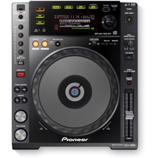 Pioneer CDJ-850 CD-AFSPILLER, rekordbox support