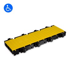 Defender 3 2D M - Defender 3 2D modular system for wheelchair ramp and barrier-free transition - Middle Part