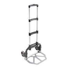 Adam Hall Accessories PORTER - Folding Trolley with Locking Extension Handle