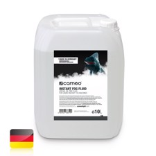 Cameo INSTANT FOG FLUID 10L - Oil-less Fog Fluid for Cameo INSTANT Fog Machines 10 litres