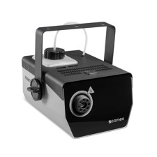 Cameo PHANTOM F3 - Fog Machine with 950 W Heating Output and Internally Illuminated Fluid Tank