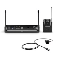 LD Systems U308 BPL Wireless Microphone System with Bodypack and Lavalier Microphone