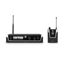 LD Systems U508 IEM - In-Ear Monitoring System - 863 - 865 MHz + 823 - 832 MHz