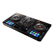 Pioneer DDJ-800, 2-channel portable DJ controller for rekordbox dj