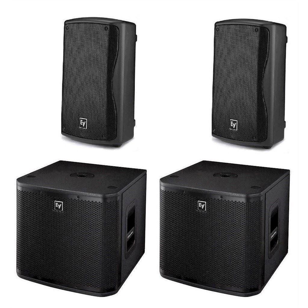 Frisk Køb Electro Voice Aktiv Højttaler system til den bedste pris QK-29