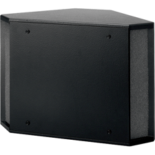 "Electro Voice 12"" Subwoofer (sort), 2x175W, 100dB, 2 In, 2 Hi-Pass-Out, inkl. beslag"
