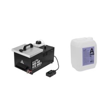 EUROLITE Set NB-40 MK2 + Smoke Fluid -A2D- 5l