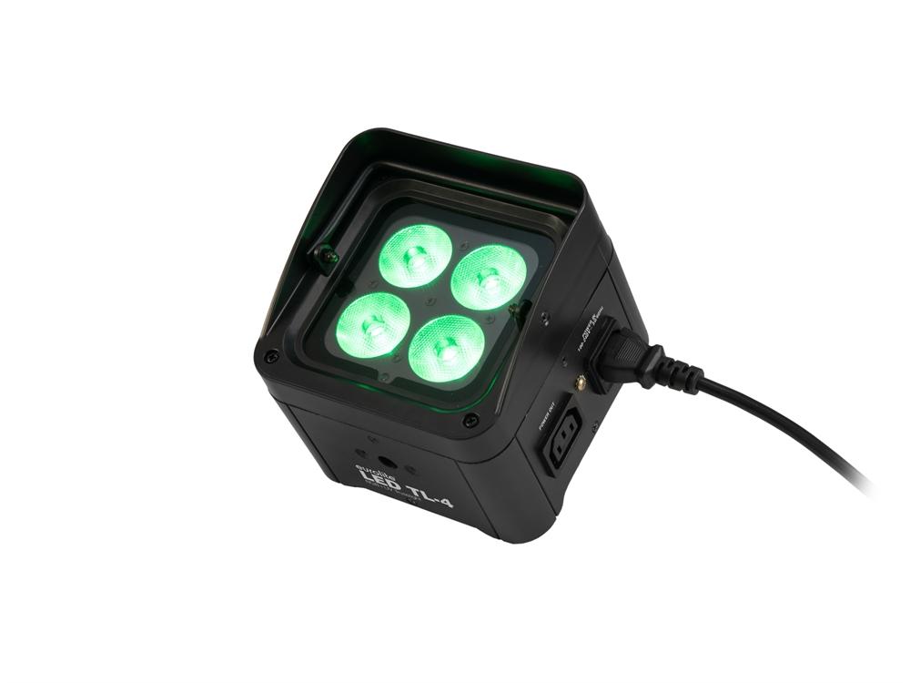 EUROLITE LED TL 4 QCL RGB+UV Trusslight