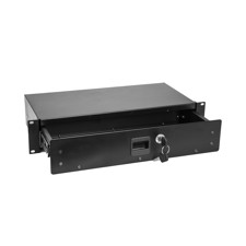 OMNITRONIC Rack Drawer SN-2 Rackdrawer with lock 2U