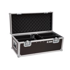 ROADINGER Flightcase 4 x LED CBB-2 COB RGB Bar