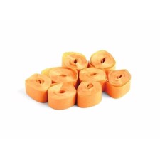 TCM FX Papir Streamers 5m x 0.85cm, orange, 100x