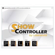 LASERWORLD Showcontroller PLUS Upgrade