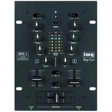 Mixer - MPX-1/BK - IMG STAGE LINE
