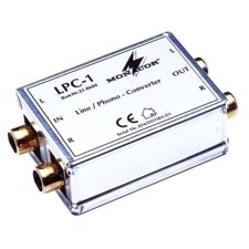 Line/Phono Adaptor - LPC-1