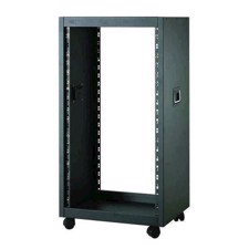 Metalrack gulv. 12 Unit. RACK-12/SW - MONACOR