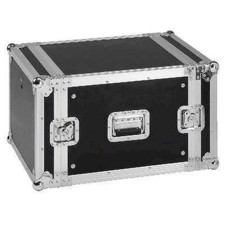 Flightcase 8U fra IMG Stage Line - MR-708
