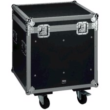 Flightcase med 2 indvendige skillevægge- MR-42LIGHT - IMG STAGE LINE